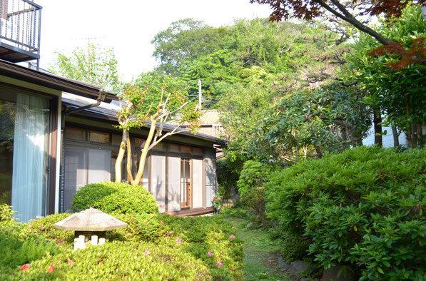 鎌倉 KUMAKARA 庭