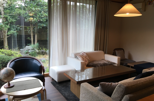 鎌倉 KUMAKARA リビングルーム