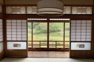島根県 SANBESAPCE 2階和室1