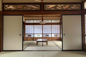 島根県 SANBESAPCE 2階和室2
