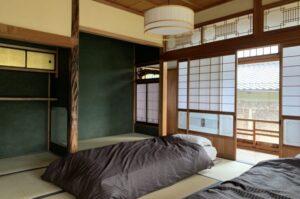 島根県 SANBESAPCE 寝室2