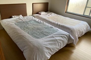 兵庫県丹波市 iso乃家 ベッドルーム