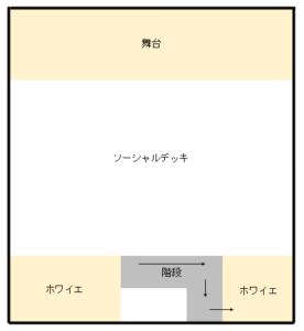 兵庫県丹波市 iso乃家 2F間取り図