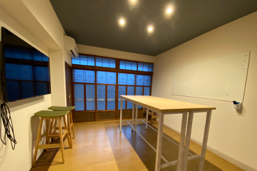 兵庫県丹波市 iso乃家 ミーティングルーム