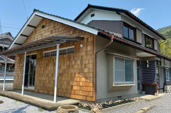 兵庫県丹波市 iso乃家 外観